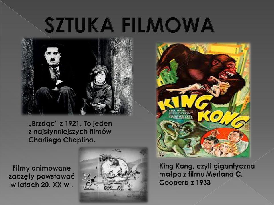 Filmy animowane zaczęły powstawać w latach 20. XX w .