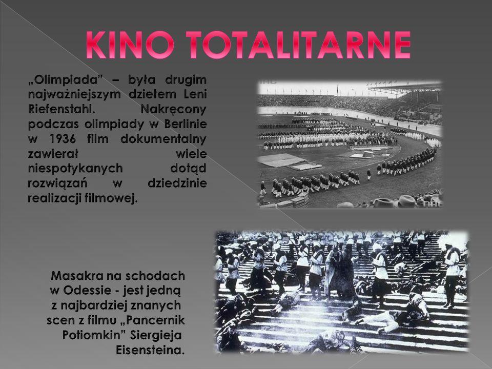 KINO TOTALITARNE