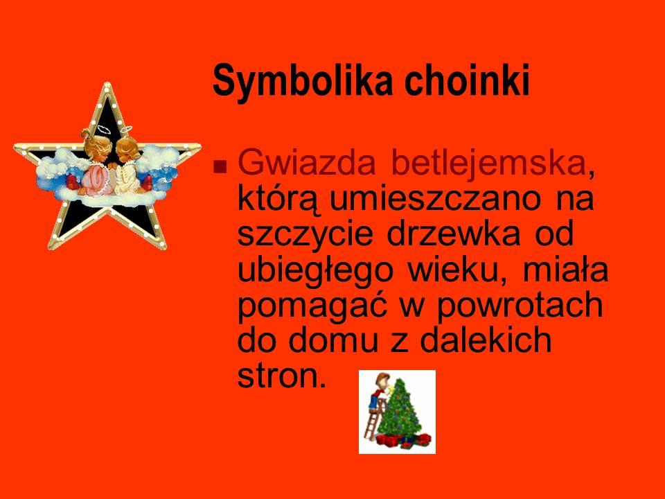 Symbolika choinki