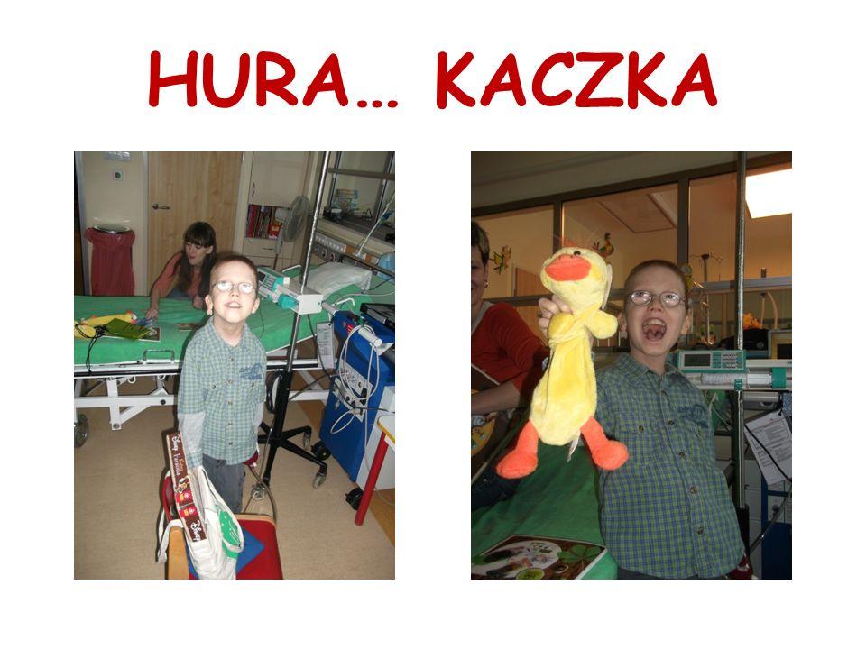 HURA… KACZKA