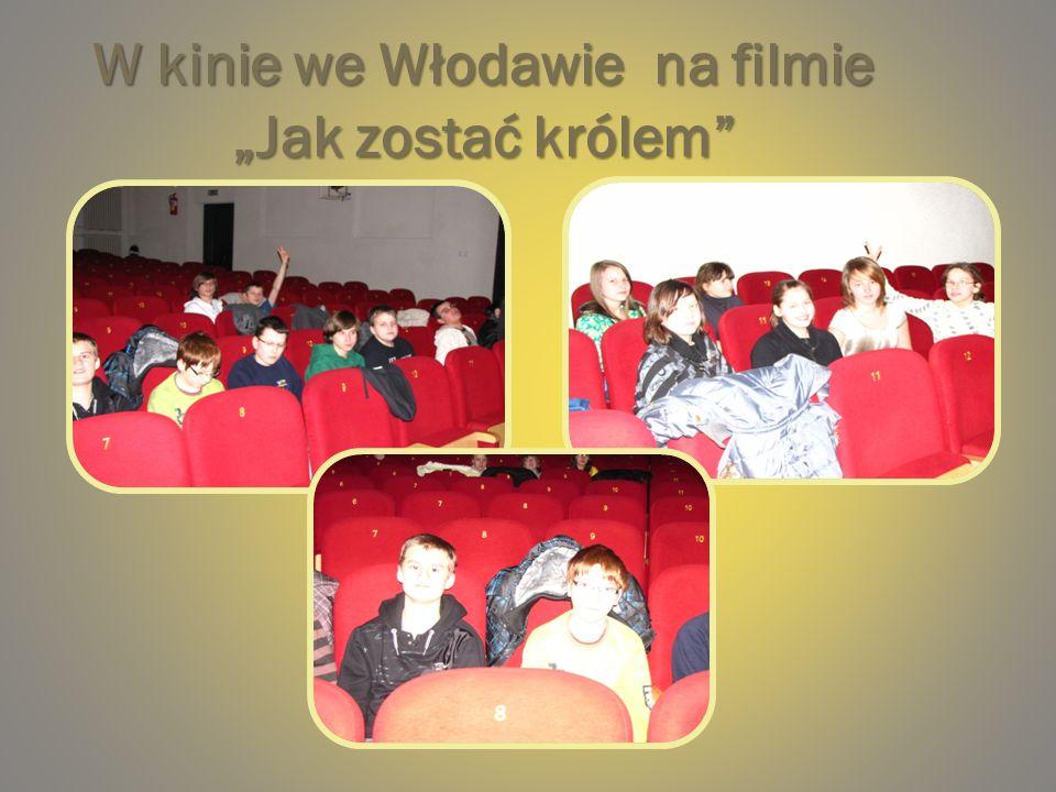 """W kinie we Włodawie na filmie """"Jak zostać królem"""