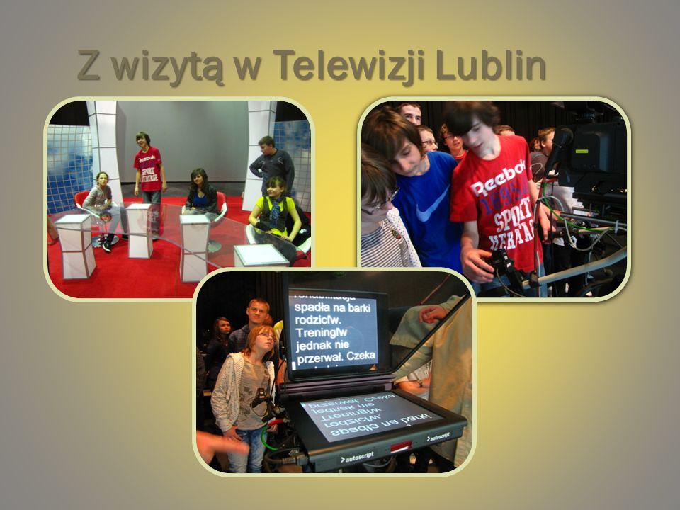 Z wizytą w Telewizji Lublin