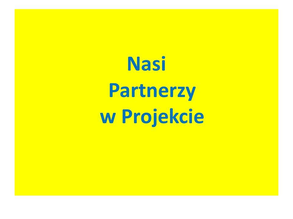 Nasi Partnerzy w Projekcie