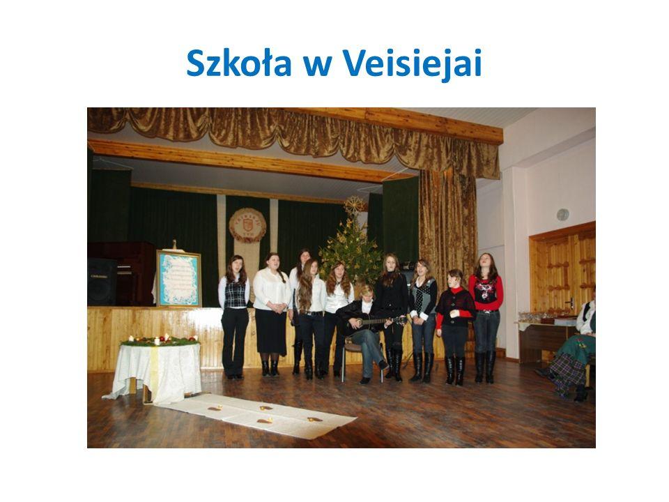 Szkoła w Veisiejai