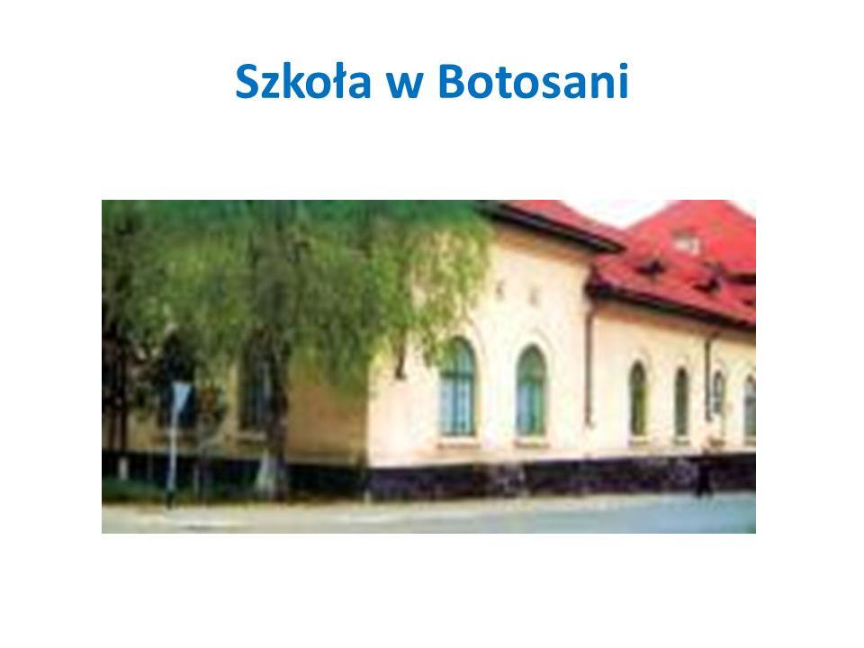 Szkoła w Botosani