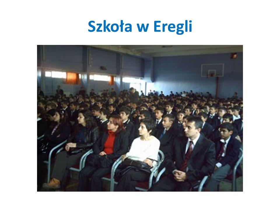 Szkoła w Eregli