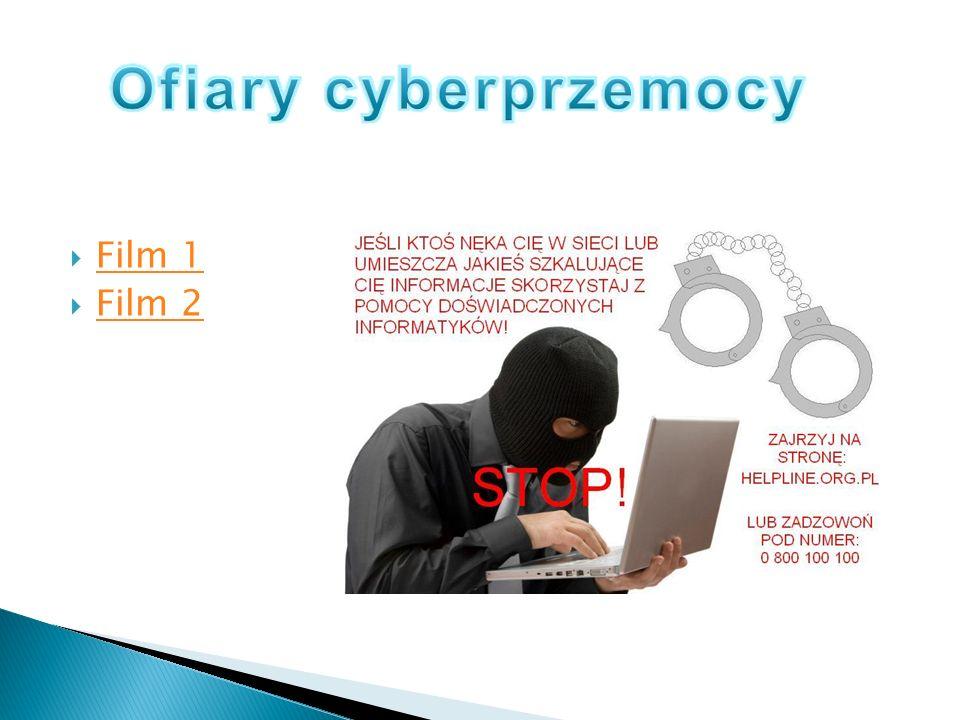 Ofiary cyberprzemocy Film 1 Film 2