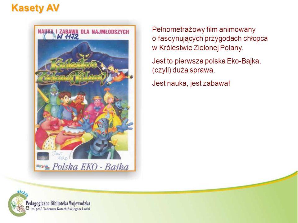 Kasety AVPełnometrażowy film animowany o fascynujących przygodach chłopca w Królestwie Zielonej Polany.