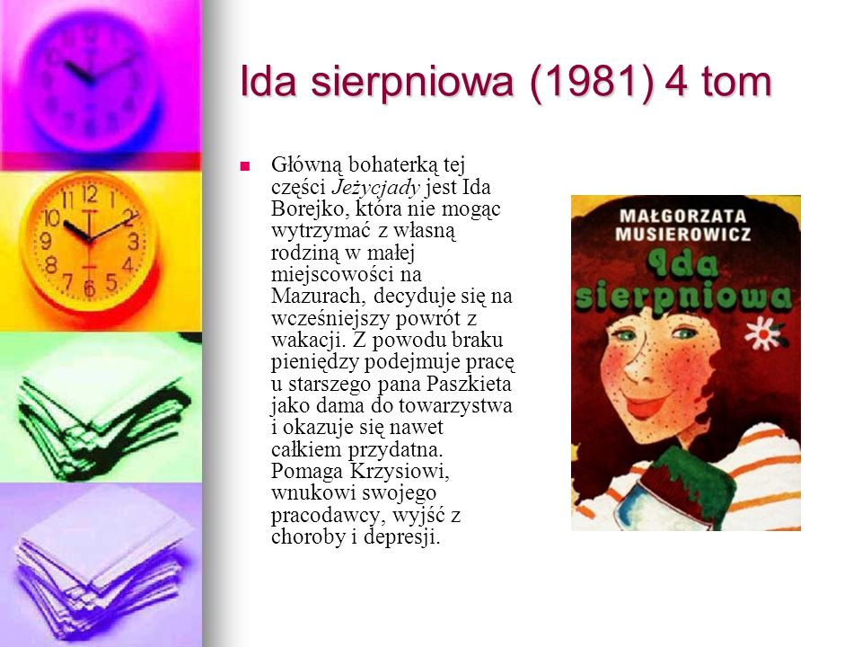 Ida sierpniowa (1981) 4 tom