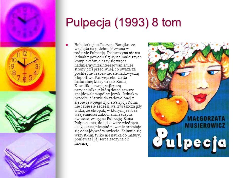 Pulpecja (1993) 8 tom