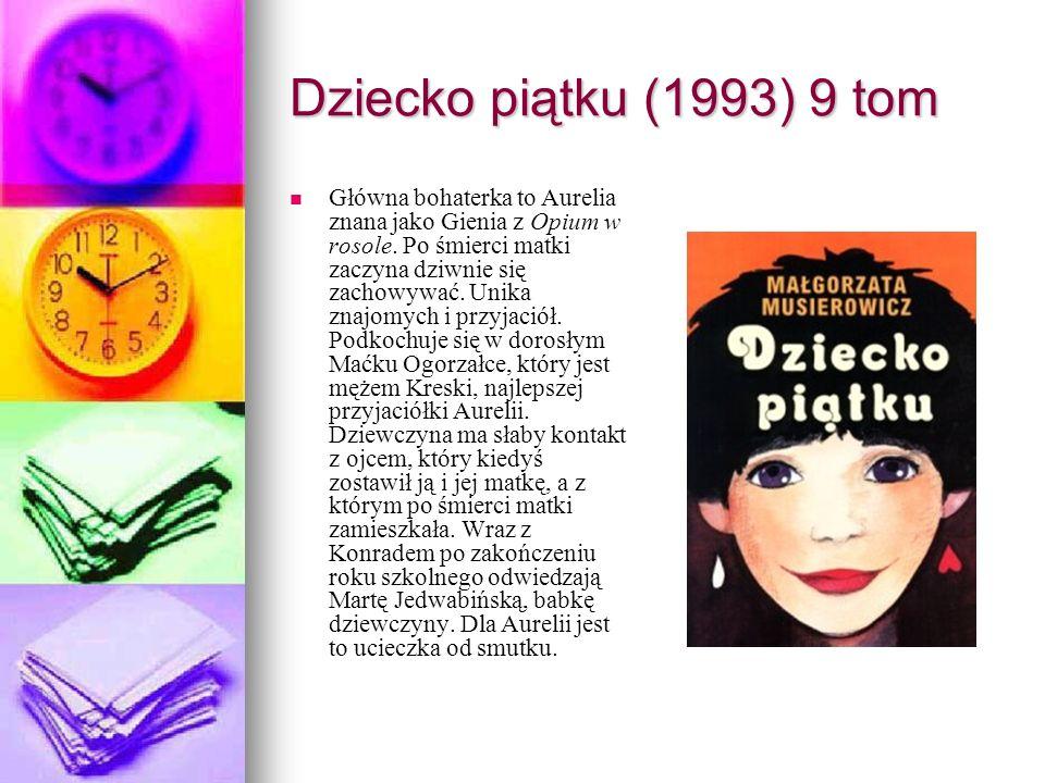 Dziecko piątku (1993) 9 tom