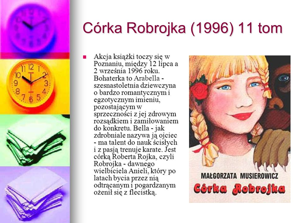 Córka Robrojka (1996) 11 tom