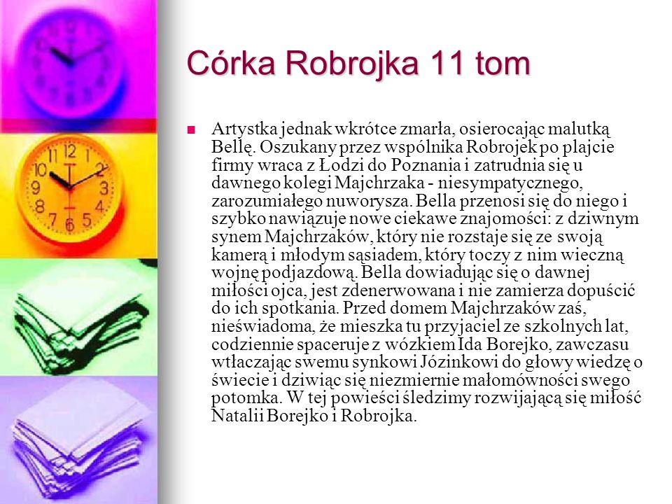 Córka Robrojka 11 tom