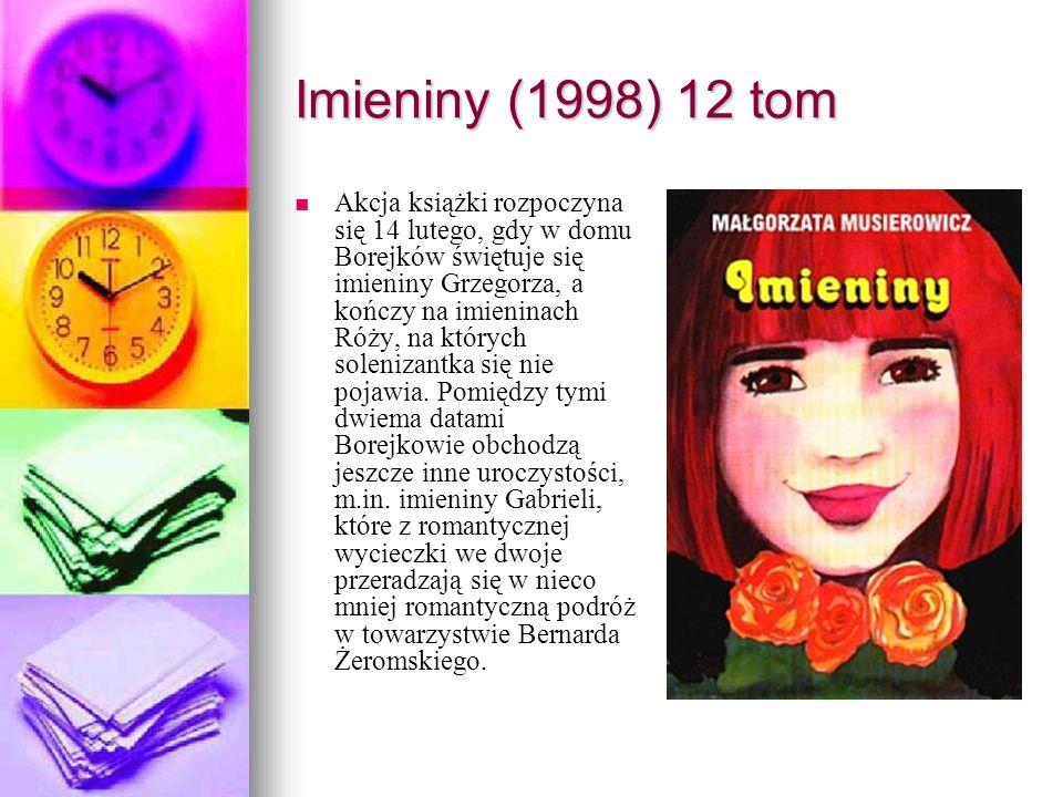 Imieniny (1998) 12 tom