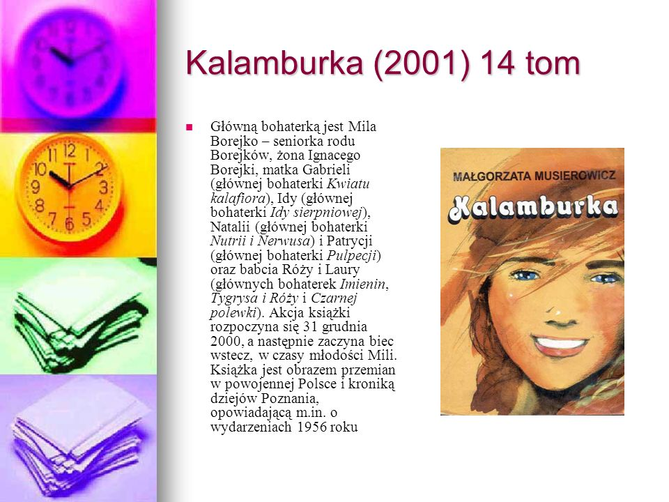 Kalamburka (2001) 14 tom