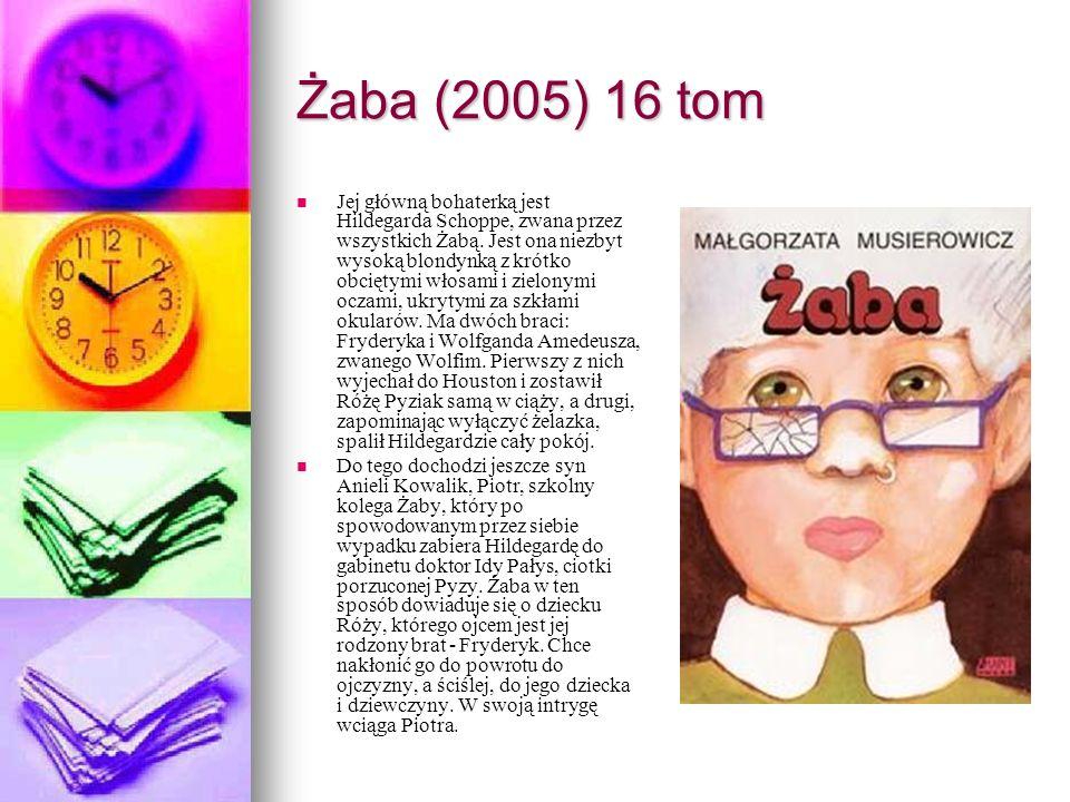 Żaba (2005) 16 tom