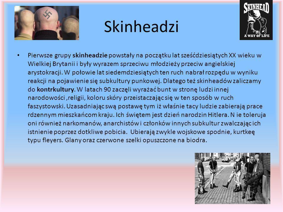 Skinheadzi