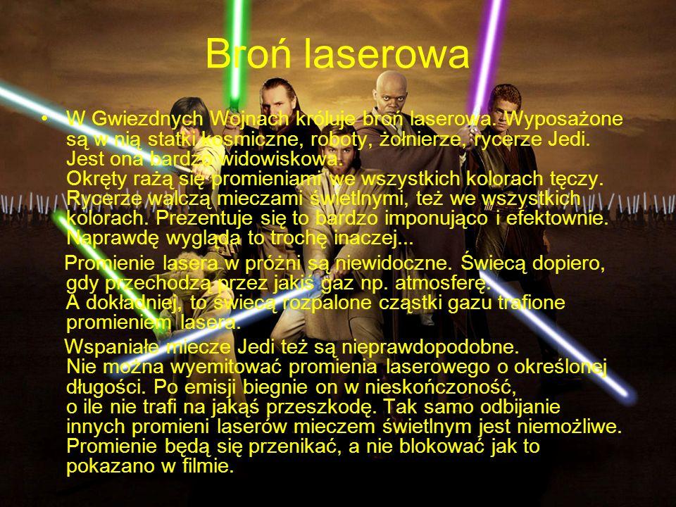 Broń laserowa