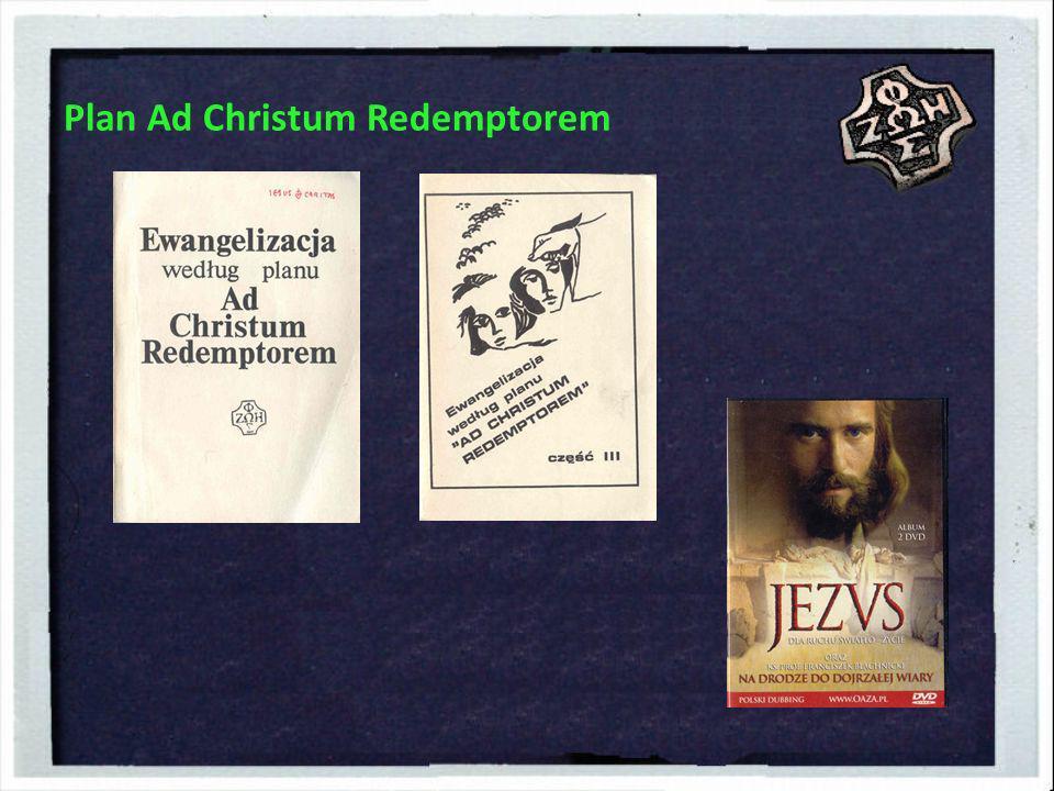 Plan Ad Christum Redemptorem