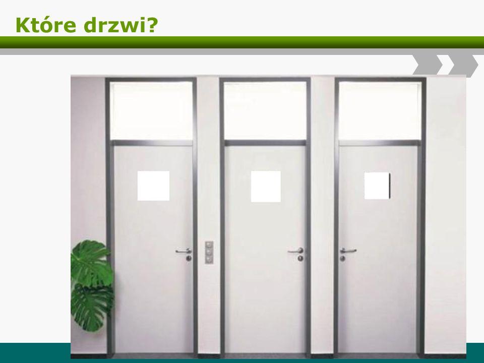 Które drzwi Logo