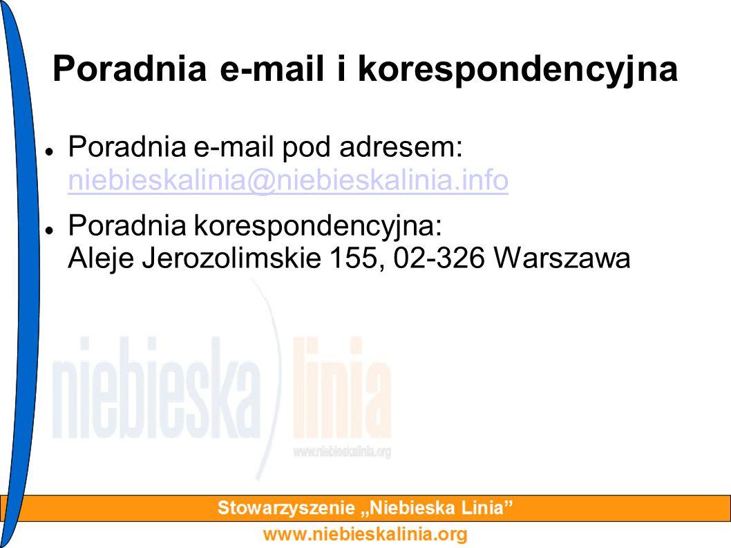 Poradnia e-mail i korespondencyjna