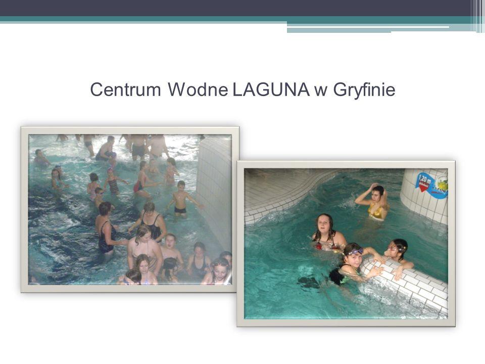 Centrum Wodne LAGUNA w Gryfinie