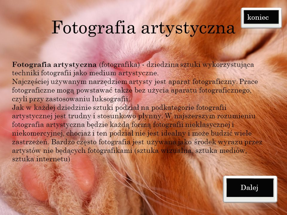 Fotografia artystyczna