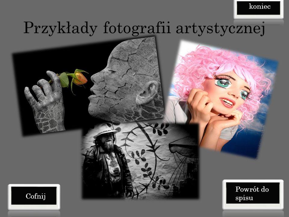 Przykłady fotografii artystycznej