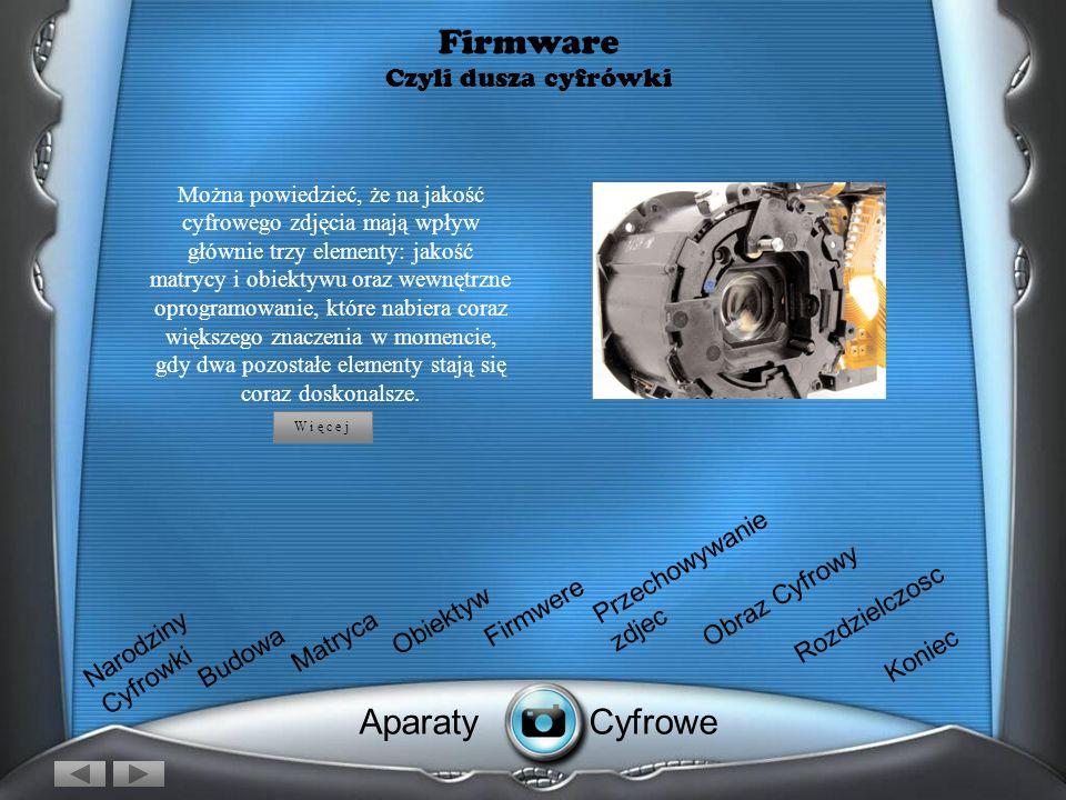 Firmware Czyli dusza cyfrówki