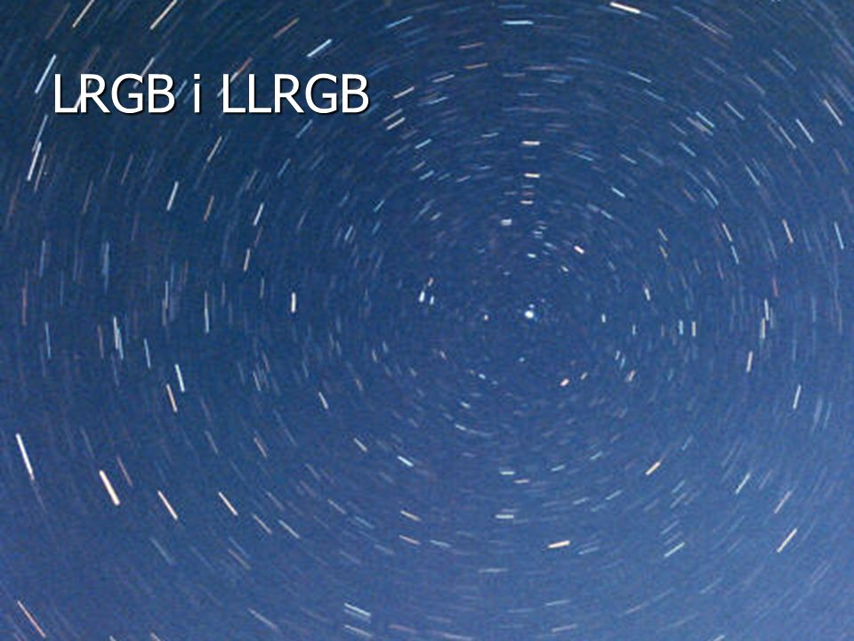 LRGB i LLRGB Fot Janusz Wiland