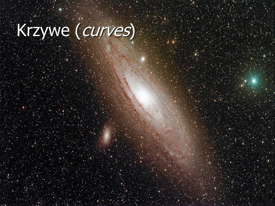 Krzywe (curves) Fot autor – M31