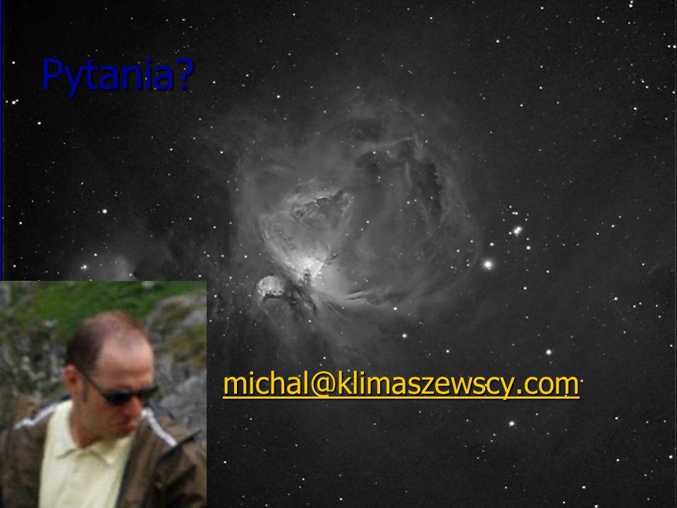 Pytania Fot autor - M42 michal@klimaszewscy.com