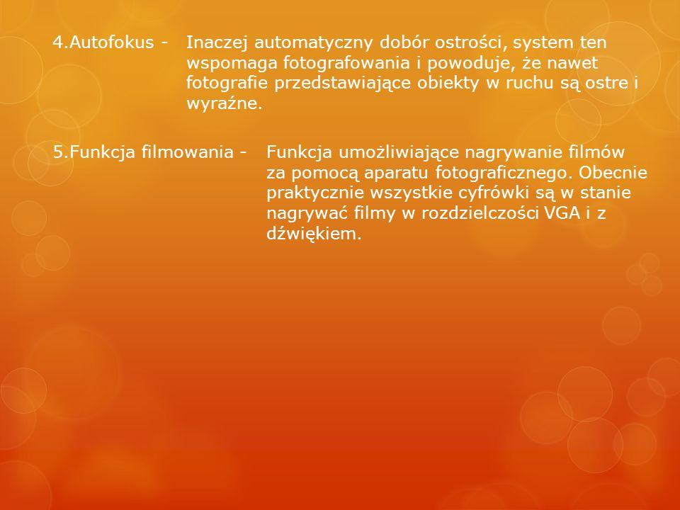4.Autofokus -