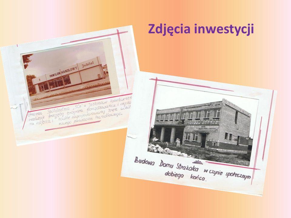 Zdjęcia inwestycji