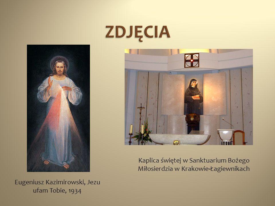 Eugeniusz Kazimirowski, Jezu ufam Tobie, 1934