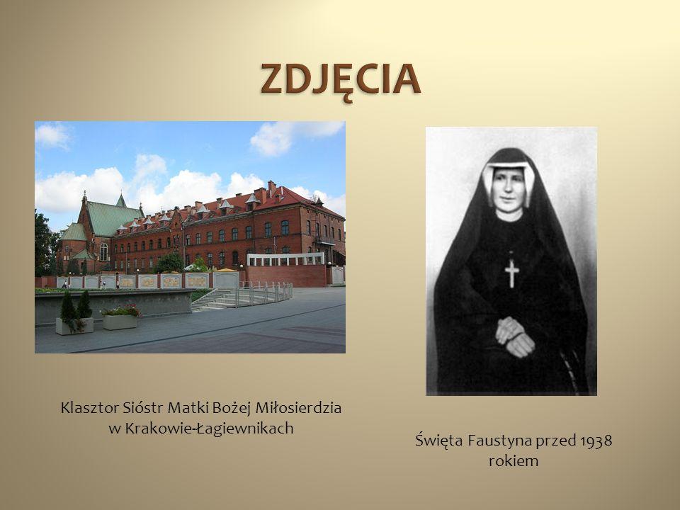ZDJĘCIA Klasztor Sióstr Matki Bożej Miłosierdzia w Krakowie-Łagiewnikach.
