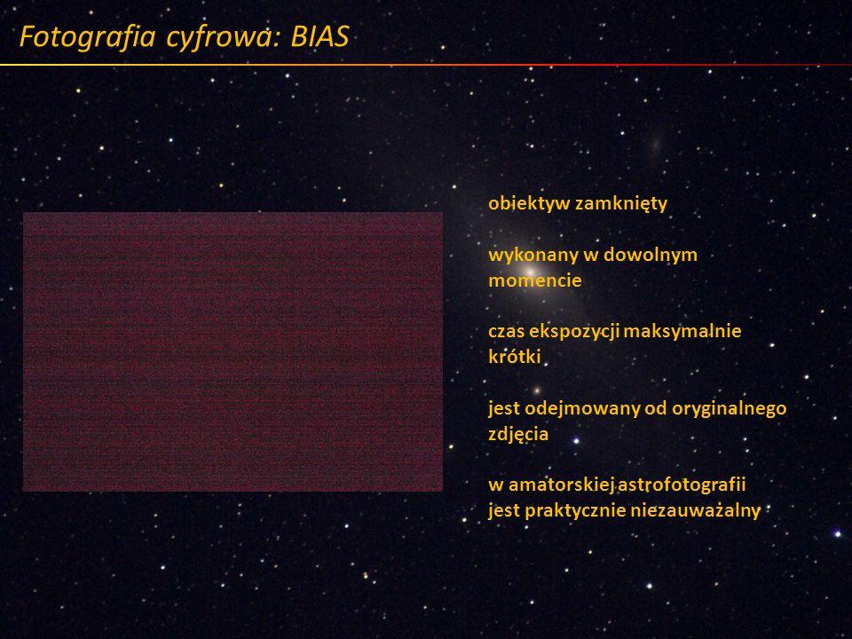 Fotografia cyfrowa: BIAS