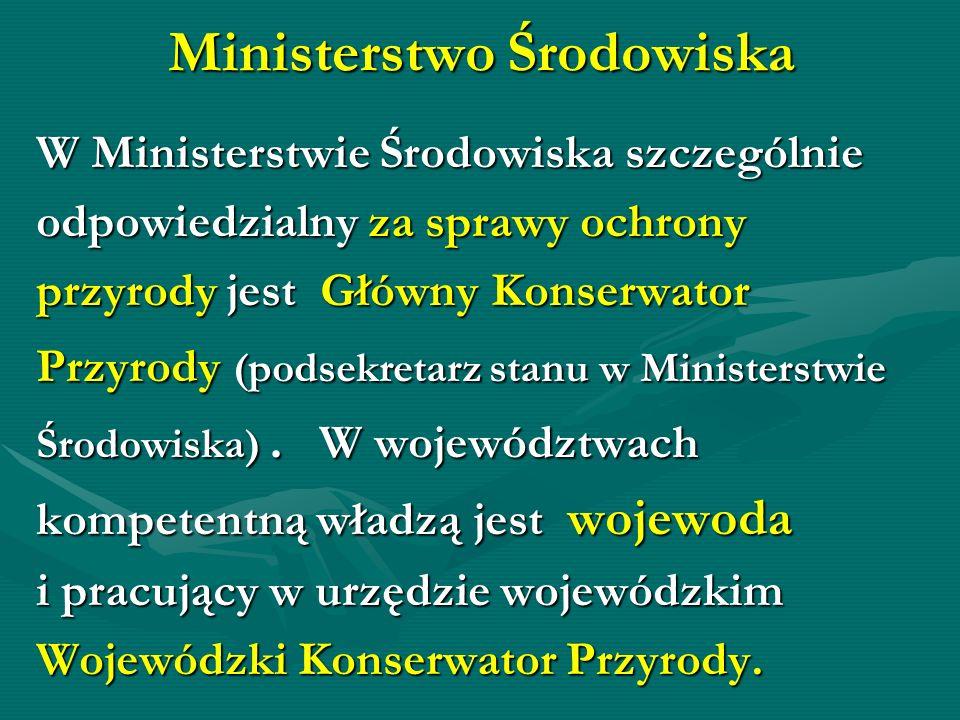 Ministerstwo Środowiska