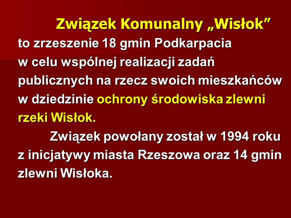 """Związek Komunalny """"Wisłok"""