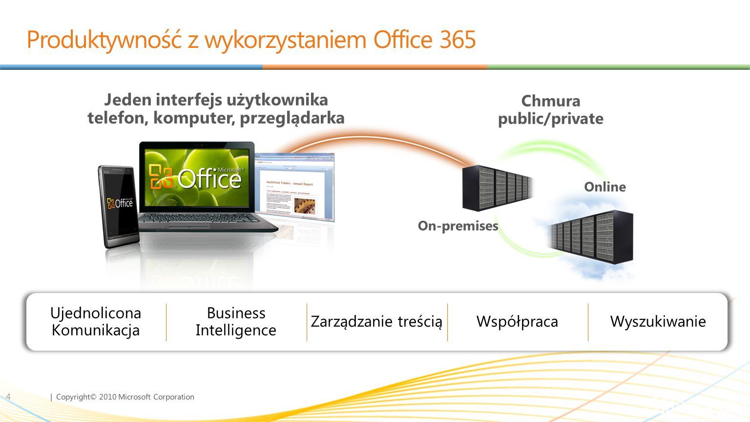 Produktywność z wykorzystaniem Office 365
