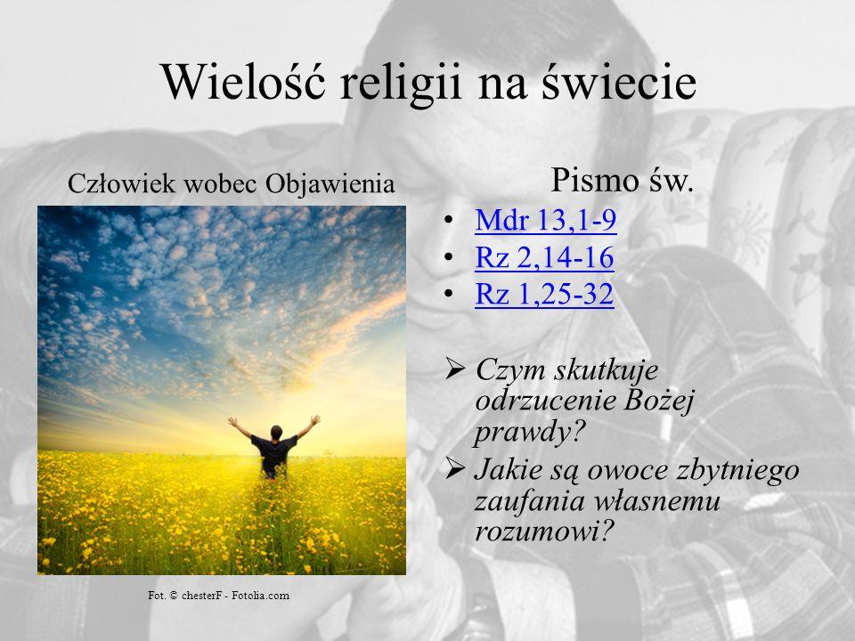 Wielość religii na świecie