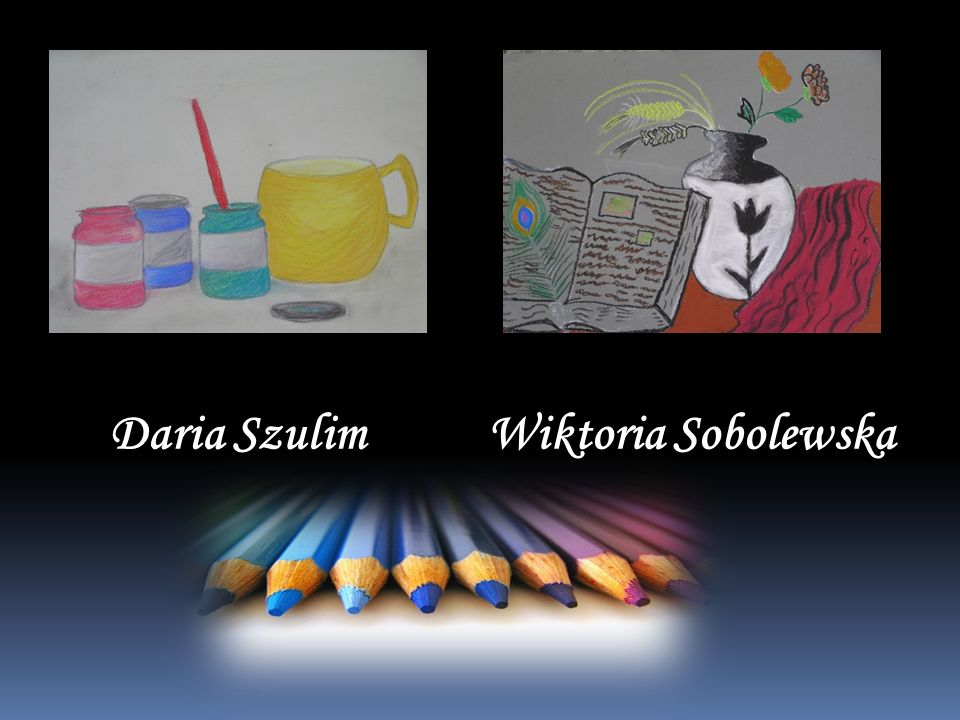 Daria Szulim Wiktoria Sobolewska