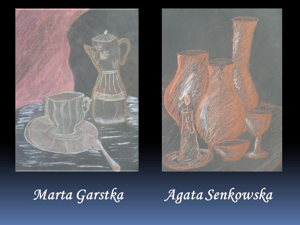 Marta Garstka Agata Senkowska