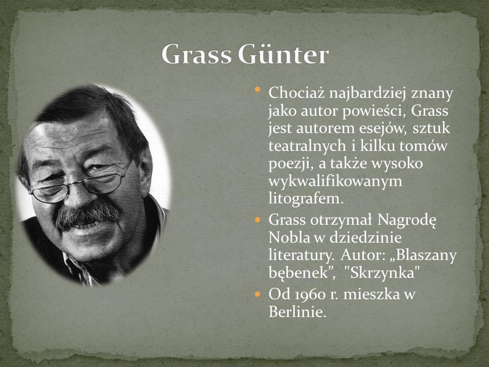 Grass Günter