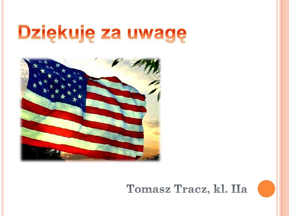 Dziękuję za uwagę Tomasz Tracz, kl. IIa
