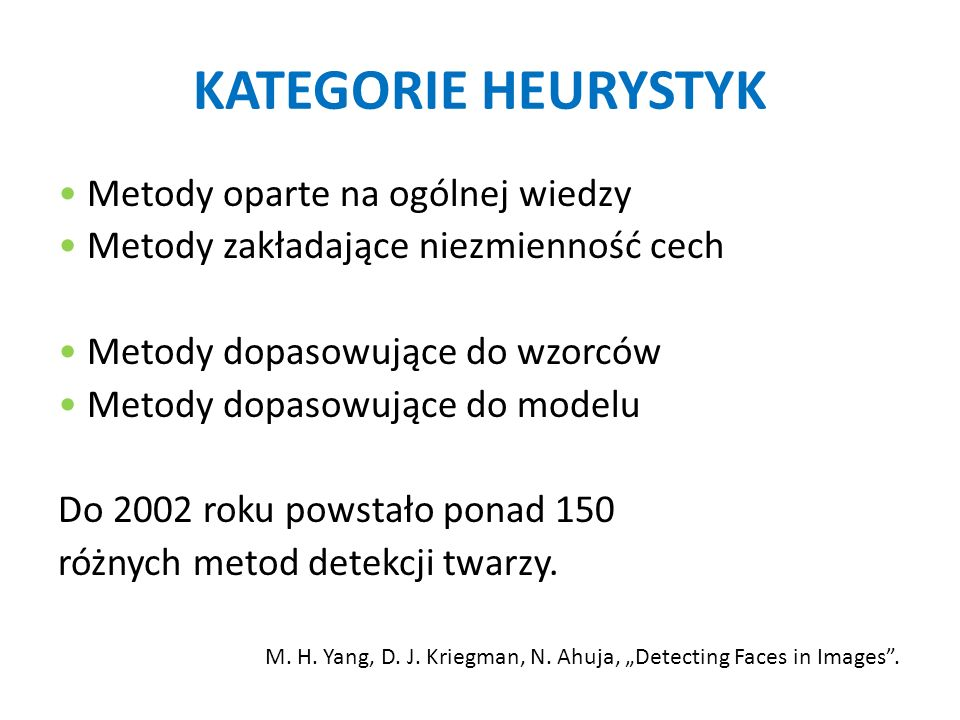 KATEGORIE HEURYSTYK