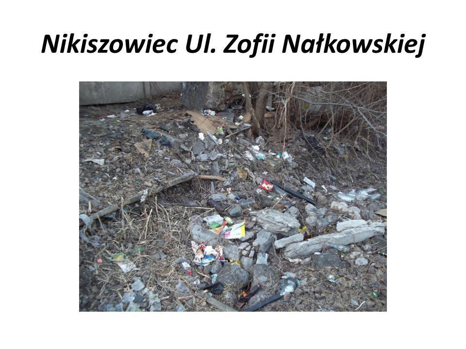 Nikiszowiec Ul. Zofii Nałkowskiej