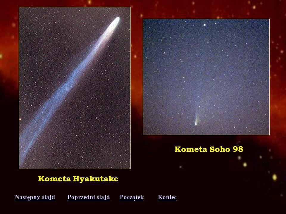 Kometa Soho 98 Kometa Hyakutake