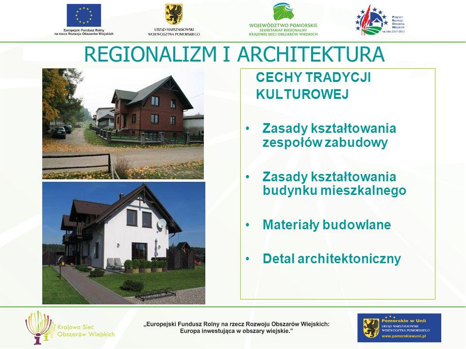 REGIONALIZM I ARCHITEKTURA