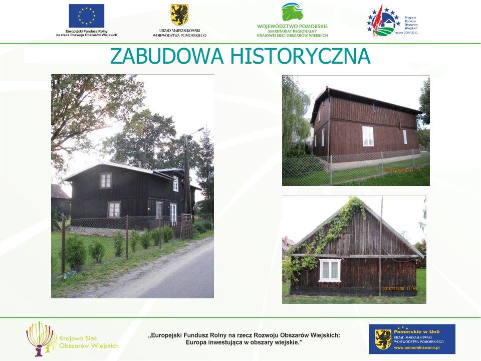 ZABUDOWA HISTORYCZNA